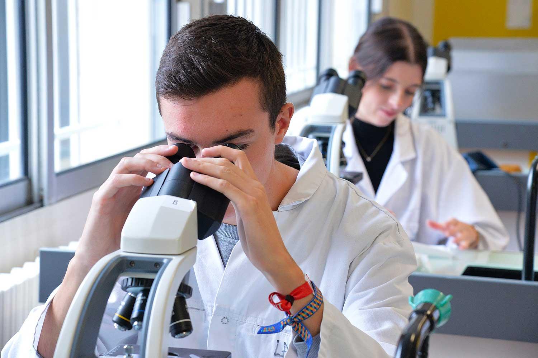 Bac Pro Laboratoire Contrôle Qualité